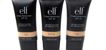 e.l.f Studio Tinted Moisturizer {Review}