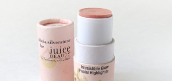Alicia Silverstone for Juice Beauty Irresistible Glow Facial Highlighter {Review}