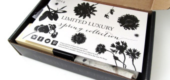 Sneak Peak of the Petit Vour 2014 Limited Luxury Spring Collection Box