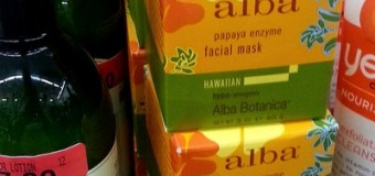 Alba Botanica, SheaMoisture, and Avalon Organics Spotted on Clearance at Walmart