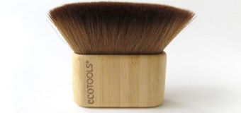 ecoTOOLS Face & Body Sculpting Brush {Review}