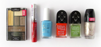 Wet n Wild/Fantasy Makers LE Fall 2014 Products {Spotted}