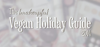 The {makeupfu} 2014 Vegan Holiday Gift Guide