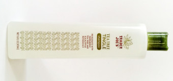 Trader Joe's Tea Tree Tingle Shampoo {Review}