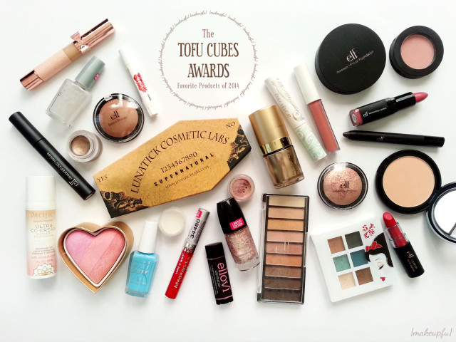 The {makeupfu} Tofu Cubes Awards: Favorite Products of 2014
