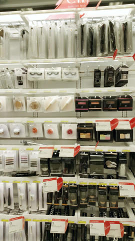 New e.l.f. products for 2015 at Target