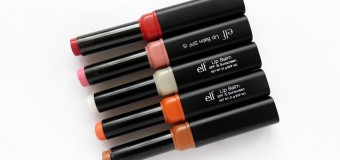 e.l.f. Studio Lip Balm SPF 15 {Review}