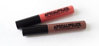 LunatiCK Cosmetic Labs Apocalipslick {Review}