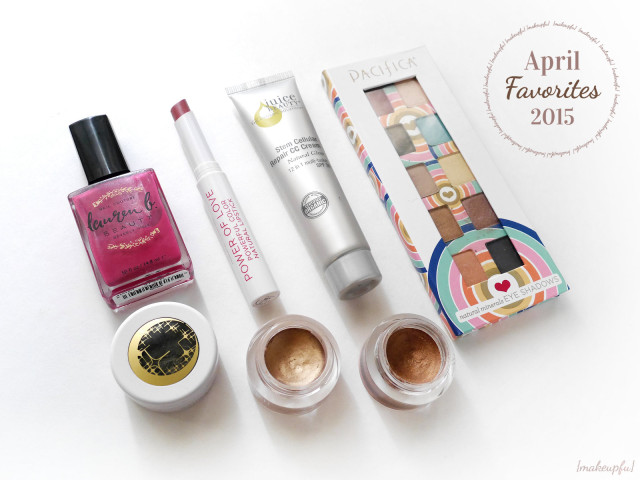 April 2015 Favorites!