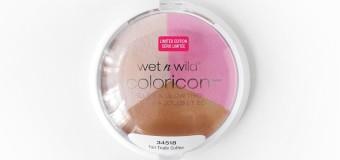 Wet n Wild ColoIcon Blush & Glow Trio {Review}