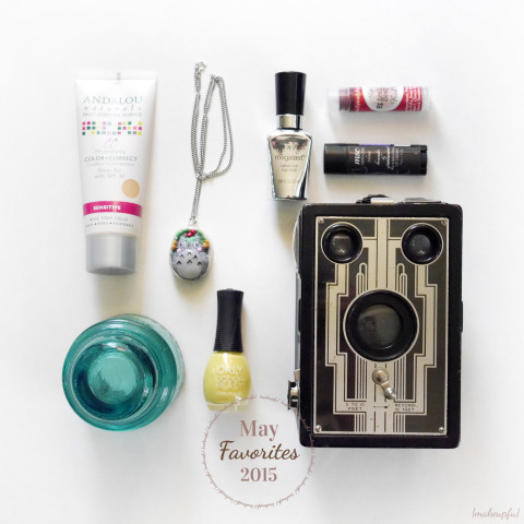 Monthly Favorites: May 2015