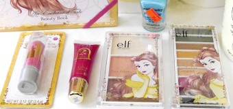 Walgreens Disney Princess Belle Collection {Haul}