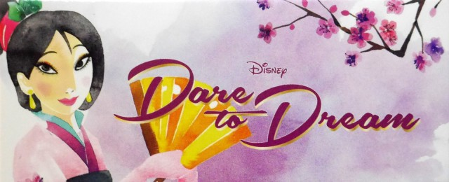 Disney's Dare to Dream Collection {Is It Vegan?}