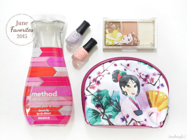 Monthly Favorites: June 2015