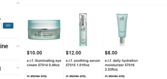 e.l.f. Skincare Coming to Target Stores?!