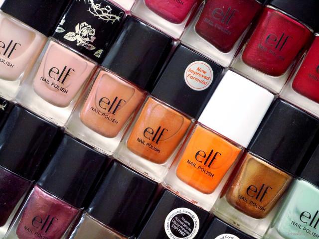 e.l.f. Cosmetics Discontinues Nail Polish Line