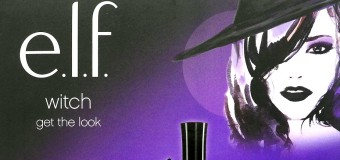 e.l.f. Halloween 2015 Get the Look Set: Witch {Review}