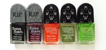 Throwback Thursday: Fantasy Makers Halloween Tombstone Nail Polish