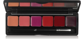 e.l.f. Runway Ready Lip Palette {New Product}