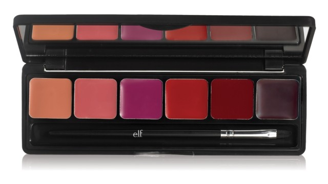 e.l.f. Studio Runway Ready Lip Palette