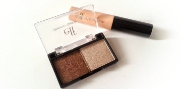 Throwback Thursday: e.l.f. Holiday 2014 Shimmer Eyes Set