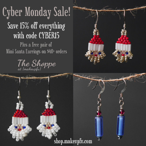Cyber Monday Sale at The Shoppe