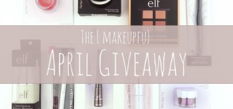 Makeup Giveaway! [ENDED]