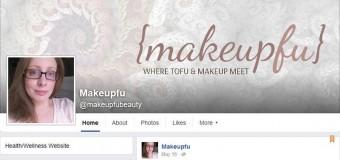 {makeupfu} is now on Facebook!