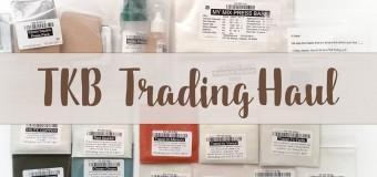 TKB Trading Haul + Rainbow Highlighters