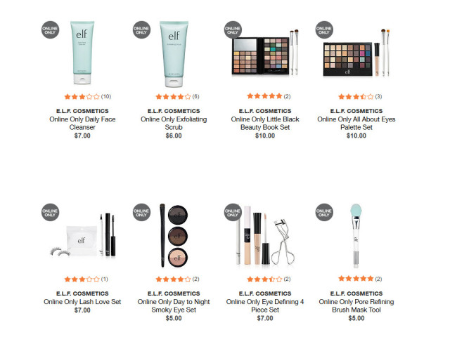 e.l.f. Now Available at Ulta