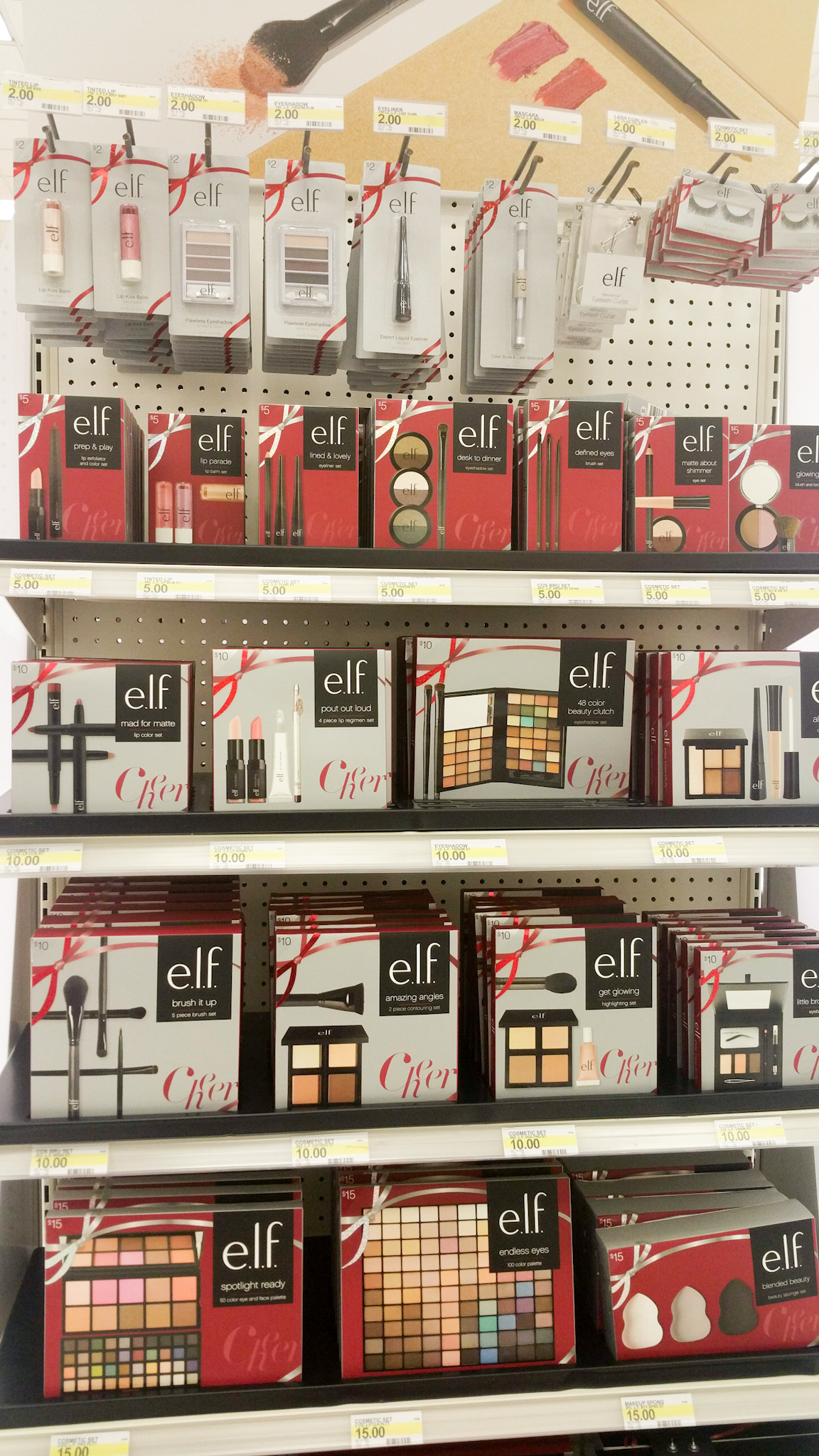 e.l.f. Holiday 2016 Sets at Target {Spotted} | {makeupfu}