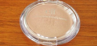 e.l.f. Essential Healthy Glow Bronzing Powder [DC] {Review}