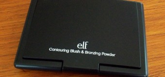 e.l.f. Studio Contouring Blush & Bronzing Powder/Cream {Review}