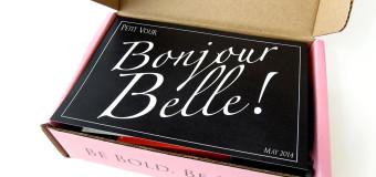 Petit Vour May Box 2014: Bonjour Belle! La vie est belle. {Review}
